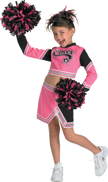 Kids Cheerleader Costumes