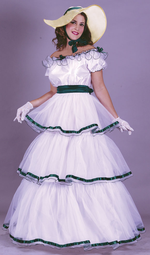 Adult Southern Belle Costume Gone with the Wind Costumes. Regular: $67.99