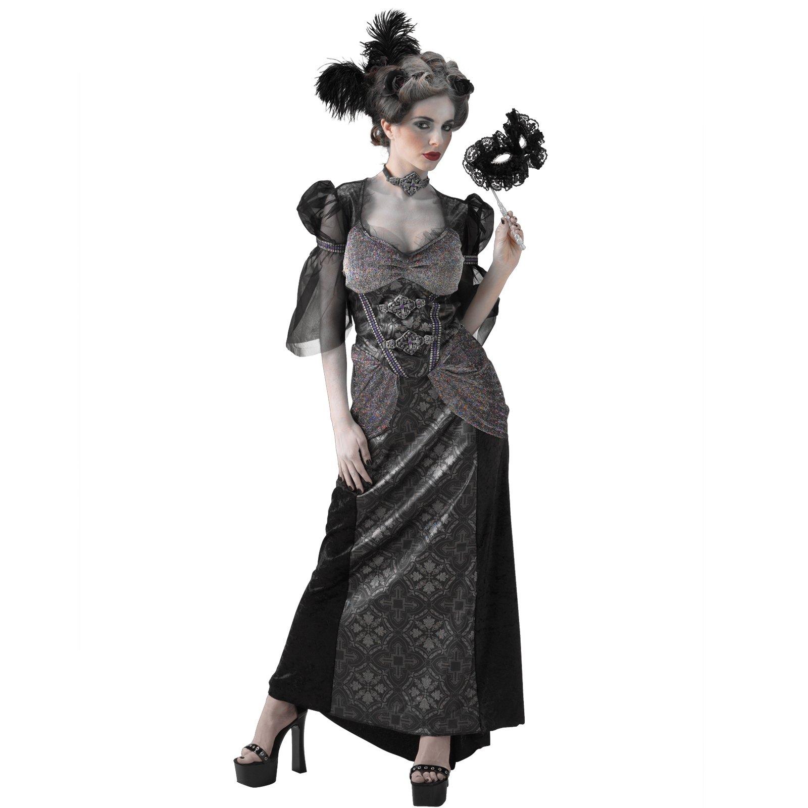 4329ec8c68b4a Masquerade Ball Couple Costumes & Image Is Loading Masquerade-ball ...